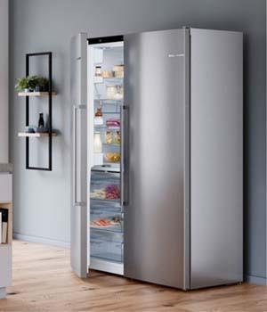 Bosch Amerikaanse koelkast