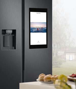 Samsung Amerikaanse koelkast