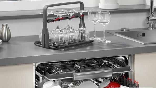 AEG wijnglashouder vaatwasser