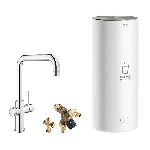 30144-001 GROHE Red duo