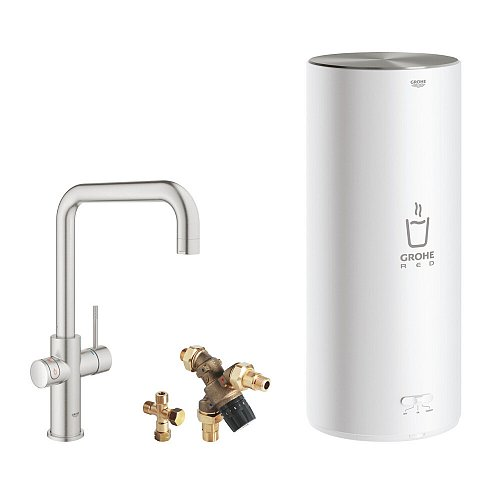 30144-DC1 GROHE Red duo