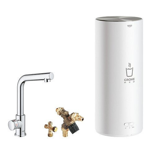 30031-AL1 GROHE Red duo