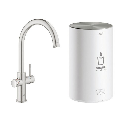 30374-DC1 GROHE Red duo