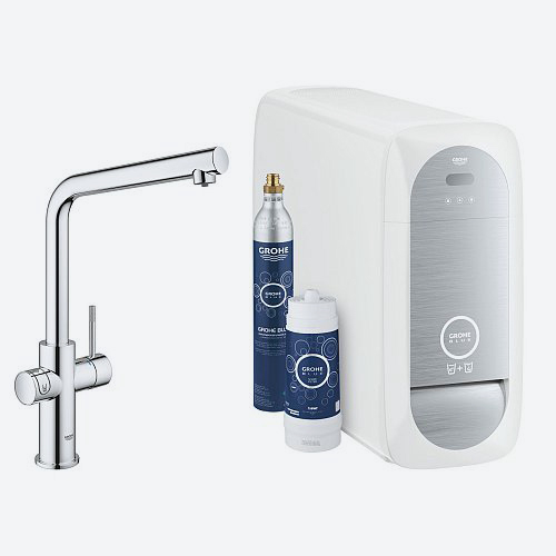 330241 GROHE Blue duo