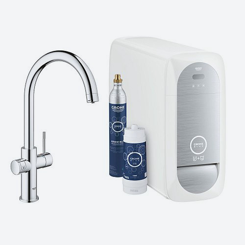 330243 GROHE Blue duo