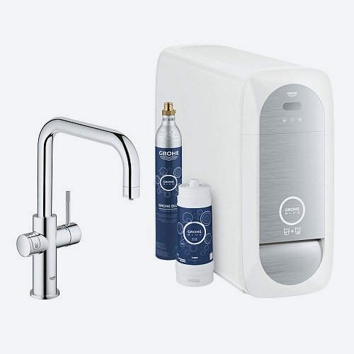330245 GROHE Blue duo