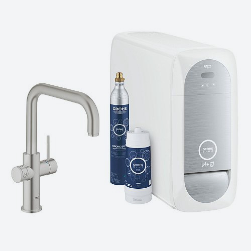 330246 GROHE Blue duo