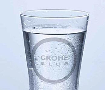 GROHE Plat water