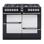 STERL1100DFTBLK STOVES Fornuis 110 cm