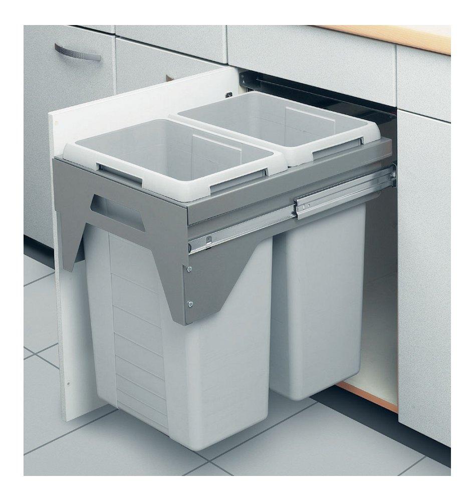 Afvalbak Keuken Ikea : AE361450 Hailo inbouw afvalemmer – Keukenloods.nl