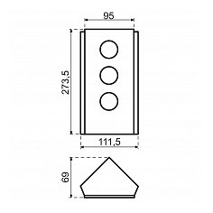 321105 DEKKER Keukenaccessoire