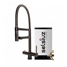 350295 SELSIUZ Kokend water kraan