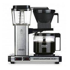 53979 MOCCAMASTER Koffiezetapparaat vrijstaand