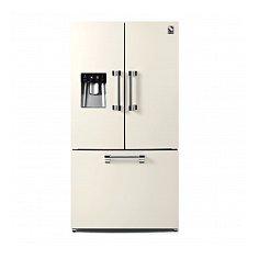 AFR9FNA STEEL Amerikaanse koelkast
