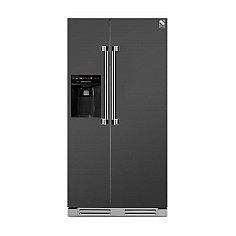AFRB9AN STEEL Amerikaanse koelkast