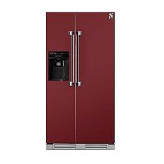 AFRB9BR STEEL Amerikaanse koelkast