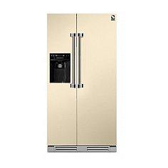 AFRB9CR STEEL Amerikaanse koelkast