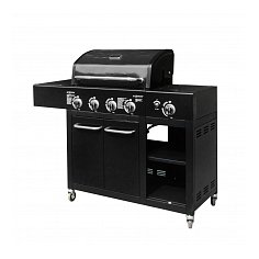 BBQ402BL BAUMATIC Barbecue