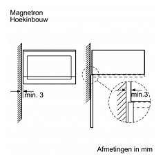 BFL550MS0 BOSCH Solo magnetron