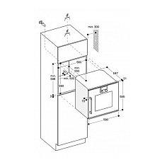 BOP211132 GAGGENAU Inbouw oven
