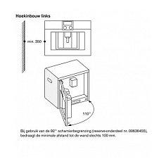 CMP250131 GAGGENAU Inbouw koffiezetapparaat
