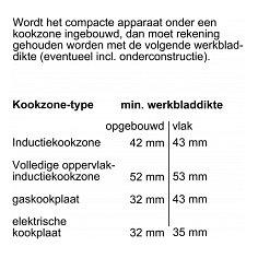 CSG856NS2 BOSCH Stoomoven