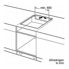 EH645FEB1E SIEMENS Inductie kookplaat