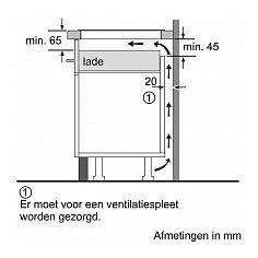 EH651FEB1E SIEMENS Inductie kookplaat