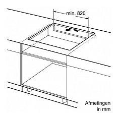 EH975LVC1E SIEMENS Inductie kookplaat