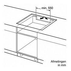 EX875FVC1E SIEMENS Inductie kookplaat