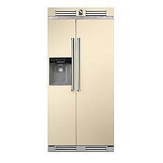 GFR9CR STEEL Amerikaanse koelkast