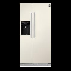 GFRB9NA STEEL Side By Side koelkast