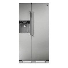 GFRB9SS STEEL Side By Side koelkast