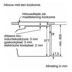 HB632GBS1 SIEMENS Inbouw oven