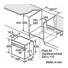 HB634GBS1 SIEMENS Inbouw oven