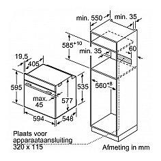 HB876GDW6S SIEMENS Solo oven