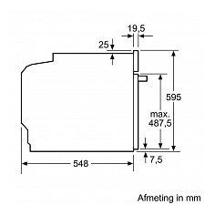 HBG4785B6 BOSCH Inbouw oven