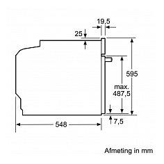 HBG4785S6 BOSCH Inbouw oven