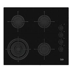 HILW64120SNL BEKO Gas op glas kookplaat