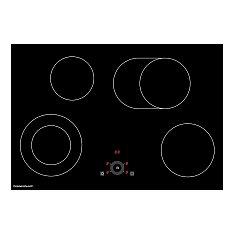 KE83300SR KUPPERSBUSCH Keramische kookplaat