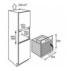 OX6411LLN ATAG Inbouw oven
