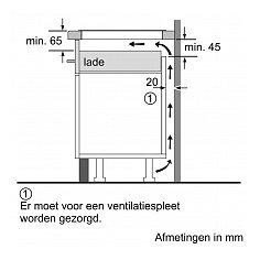 PIF651FB1E BOSCH Inductie kookplaat