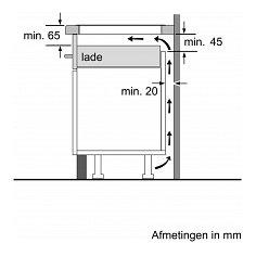 PVQ695FC5E BOSCH Inductie kookplaat