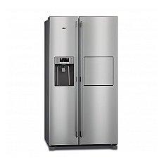 RMB66111NX AEG Amerikaanse koelkast