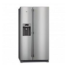 RMB76121NX AEG Side By Side koelkast