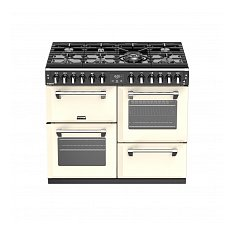 RMS1000DFDLXCR STOVES Fornuis 100 cm