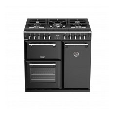 RMS900DFDLXBLK STOVES Fornuis 90 cm