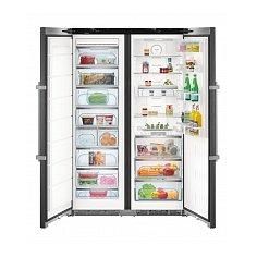 SBSBS867320 LIEBHERR Side By Side koelkast