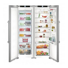 SBSEF724220 LIEBHERR Side By Side koelkast