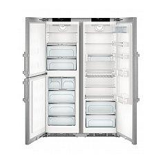 SBSES847320 LIEBHERR Side By Side koelkast